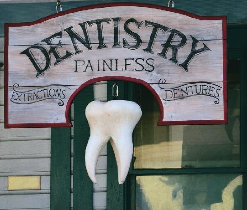牙疼不是病, 但疼起來要人命